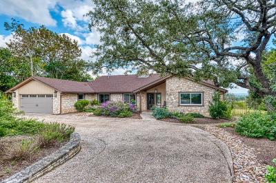 Kerrville TX Single Family Home For Sale: $549,900