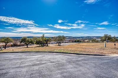 Kerrville TX Residential Lots & Land For Sale: $55,000