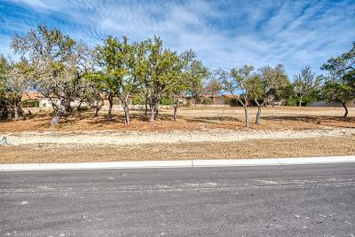 Kerrville TX Residential Lots & Land For Sale: $54,000