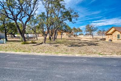 Kerrville TX Residential Lots & Land For Sale: $58,000
