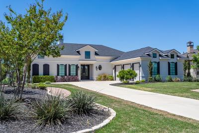 Kerrville Single Family Home For Sale: 1068 Pinnacle View Dr