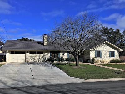 Kerrville Single Family Home For Sale: 1202 Warbler Dr