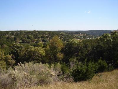Kerrville Residential Lots & Land For Sale: 1813 Summit Spur