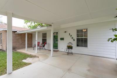 Kerrville Single Family Home For Sale: 1705 Jefferson St