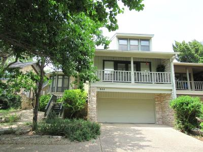 Kerrville Rental For Rent: 644 Oakland Hills Lane