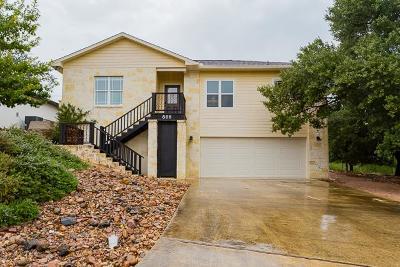 Kerrville Single Family Home For Sale: 608 Oak Hollow Dr