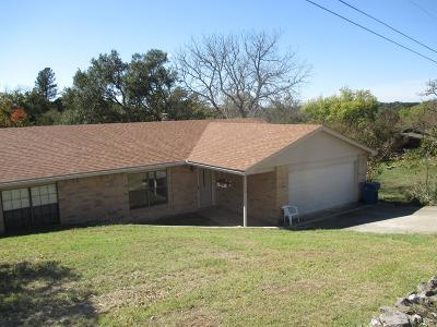Kerrville Single Family Home For Sale: 110 Drew Lane