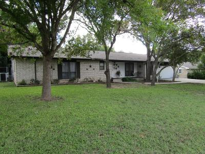 Kerrville Single Family Home For Sale: 437 Valley Dr