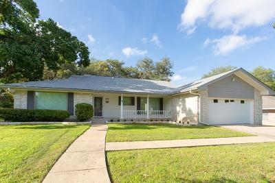 Kerrville Single Family Home For Sale: 218 Spanish Oak Lane