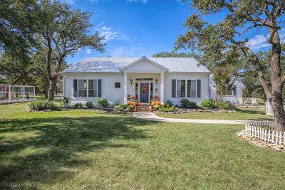 Boerne TX Single Family Home For Sale: $695,000