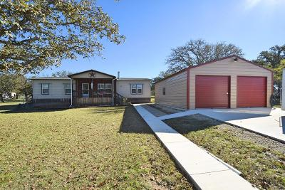 Mountain Home TX Single Family Home For Sale: $325,000