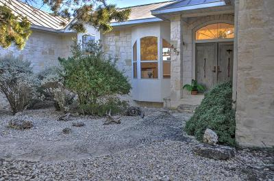 Kerrville TX Single Family Home For Sale: $399,999