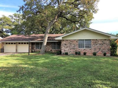 Kerrville Single Family Home For Sale: 311 Manor Dr