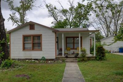 Kerrville Single Family Home For Sale: 342 Cottage St