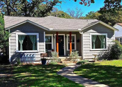 Kerrville Single Family Home For Sale: 1612 Main St