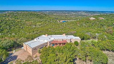 Kerrville Single Family Home For Sale: 1846 Saddlewood Blvd