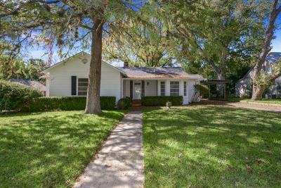 Kerrville Single Family Home For Sale: 933 Prescott St