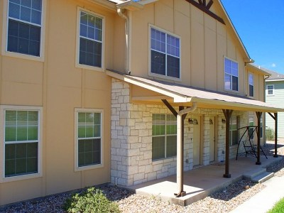 Kerrville Rental For Rent: 2314 C Sailing Way