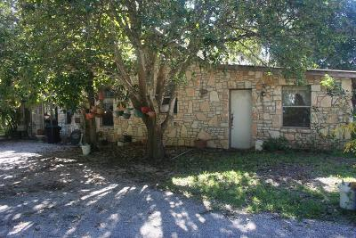 Kerrville Single Family Home For Sale: 790 Upper Turtle Creek
