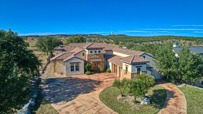 Kerrville Single Family Home For Sale: 3533 La Cumbre Dr
