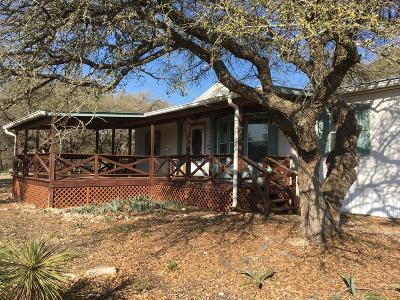 Mountain Home TX Single Family Home For Sale: $349,000