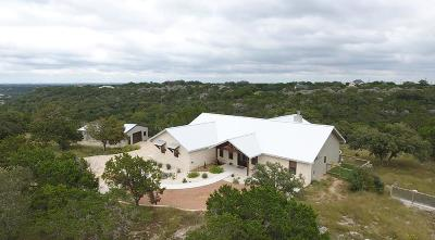 Kerrville TX Single Family Home For Sale: $540,000