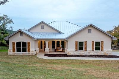 Kerrville Single Family Home For Sale: 103 Green Tree Lane