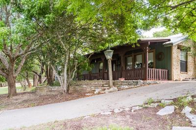 Kerrville Single Family Home For Sale: 115 Aqua Vista Dr