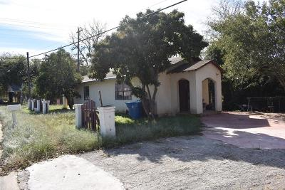 Kerrville Single Family Home For Sale: 101 Schreiner St