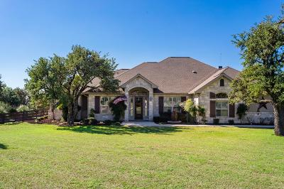 Kerrville Single Family Home For Sale: 235 Blue Bird Dr