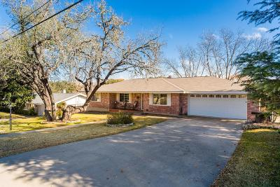 Kerrville Single Family Home For Sale: 209 Skyview Dr