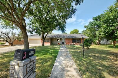 Kerrville Single Family Home For Sale: 110 Oakview Dr