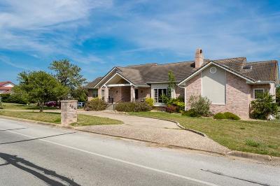 Kerrville Single Family Home For Sale: 503 Riverhill Blvd