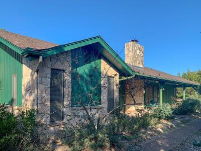 Kerrville Single Family Home For Sale: 52 Laguna Rd