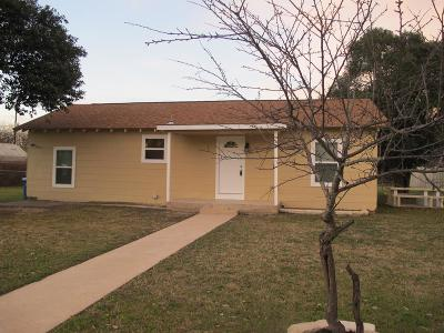 Kerrville Rental For Rent: 506 Guadalupe St