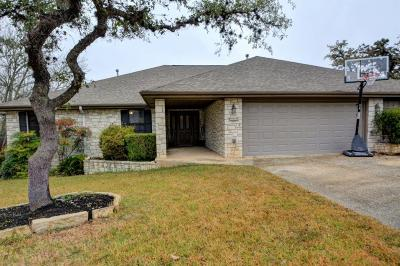 Kerrville Single Family Home For Sale: 432 West Crest Dr