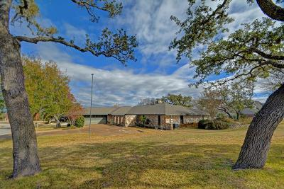 Kerrville Single Family Home For Sale: 201 Lakewood Dr