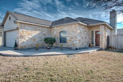 Kerrville Single Family Home For Sale: 1907 Weston Loop