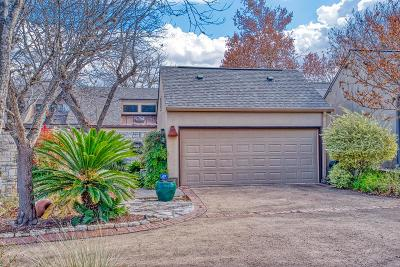 Kerrville Single Family Home For Sale: 538 Sand Bend