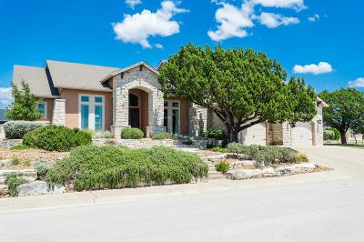 Kerrville Single Family Home For Sale: 1890 Summit Top Dr