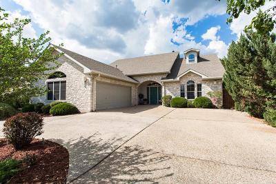 Kerrville Single Family Home For Sale: 510 Oakland Hills Lane
