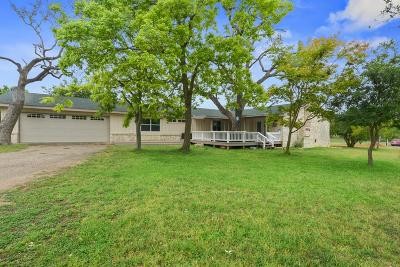 Bandera TX Single Family Home For Sale: $290,000