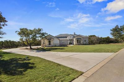Kerrville Single Family Home For Sale: 133 Center Oaks Court
