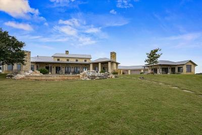 Camp Verde TX Single Family Home For Sale: $2,380,000