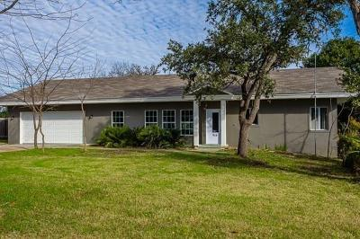 Kerrville Single Family Home For Sale: 918 Pecan St