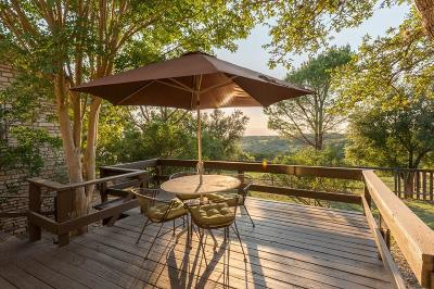 Kerrville Single Family Home For Sale: 693 Rim Rock Rd