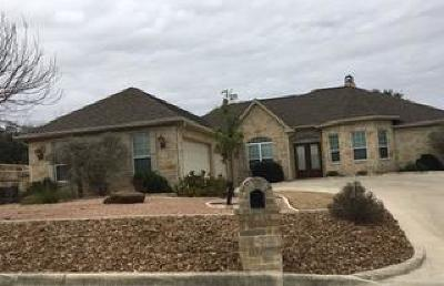 Kerrville Single Family Home For Sale: 3597 La Cumbre Dr