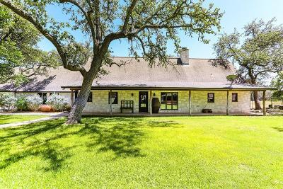 Kerrville Single Family Home For Sale: 141 Shin Oak Way