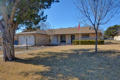 Kerrville Single Family Home For Sale: 108 Spanish Oak Lane