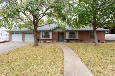 Kerrville Single Family Home For Sale: 1412 Ford St